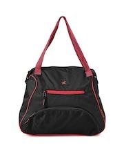 Fastrack Black Shoulder Bag
