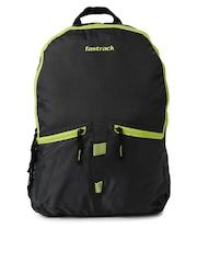 Fastrack Men Black Laptop Backpack