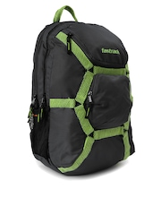 Fastrack Men Black Backpack