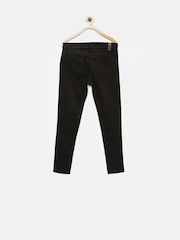 Allen Solly Junior Girls Black Jeans