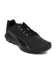 PUMA Men Black Voltage 180 SL Training Shoes
