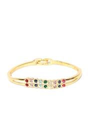 Estelle Gold-Toned Studded Bracelet