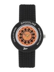 Zoop by Titan Boys Orange & Black Dial Watch NEC3021PP02CJ