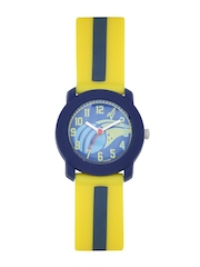 Zoop by Titan Boys Blue Printed Dial Watch NDC3025PP13CJ