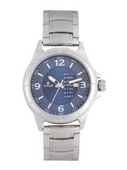 Titan Men Navy Dial Watch 1701SM01