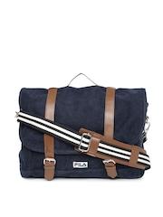 FILA Unisex Navy Farliwalk Messenger Bag