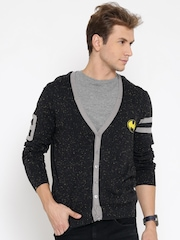 Batman Charcoal Grey Cardigan