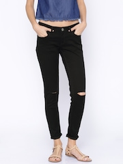 Tokyo Talkies Black Jeans