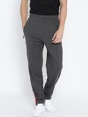 Playboy Charcoal Grey Track Pants