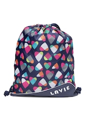 Lavie Tourister Women Multicoloured Printed Backpack