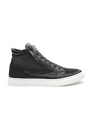Antony Morato Men Black Sneakers