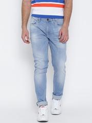 Lee Men Blue Skinny Fit Jeans