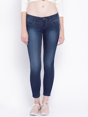 Flying Machine Blue Betty Fit Jeggings