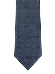 Park Avenue Blue Dotted Tie