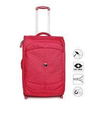 DELSEY Unisex Red U-LITE 69 Medium Trolley Bag