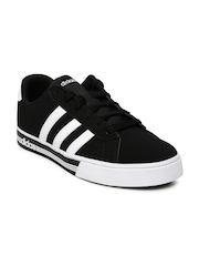 Adidas NEO Men Daily Team Black Sneakers