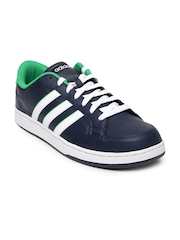 Adidas NEO Men Navy Courtset Sneakers