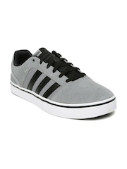 Adidas NEO Men Grey Suede HAWTHORN Sneakers