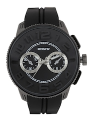 RDSTR Men Black Dial Watch MFB-PN-WTH-S9483