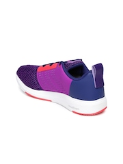 Adidas Women Purple & Navy Madoru 2 Running Shoes