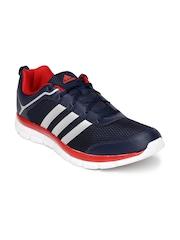 Adidas Men Navy Marlin 5.0 Running Shoes