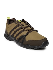 Adidas Men Brown Geocach Trekking shoes
