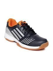 Adidas Men Black All court Tennis Shoes