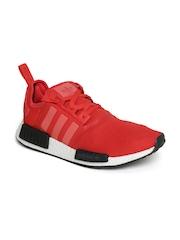 Adidas Originals Men Red NMD_R1 Sneakers