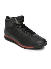 Adidas Originals Men Black Porsche 911 2.0 Sneakers