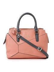 Lavie Peach-Coloured Handbag