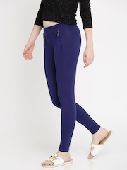 Antigravity Blue Jeggings