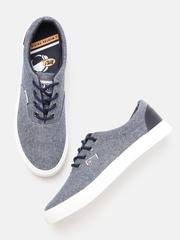 Kook N Keech Men Blue Sneakers