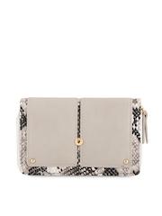 Dolse & Stela Women Grey Wallet