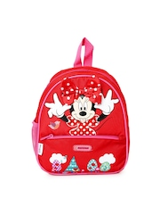 AMERICAN TOURISTER Girls Red Disney Print Backpack
