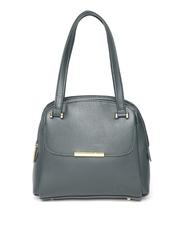 Lisa Haydon for Lino Perros Green Textured Shoulder Bag