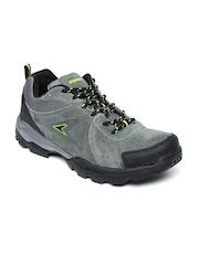Power Men Grey Outdoor Shoes
