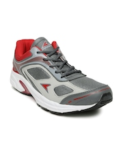 Power Men Grey Amaze Sports Shoes