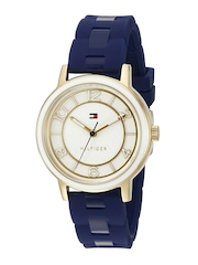 Tommy Hilfiger Women Off-White Dial Watch TH1781669J