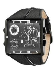 Police Men Black Dial Chronograph Watch PL13497JSB02BJ