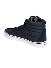 Vans Men Navy SK8-Hi Reissue Sneakers