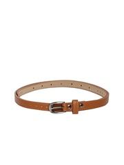 DressBerry Women Brown Belt