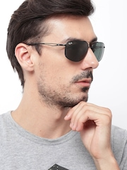 Shop latest collection of Ray Ban sunglasses \u0026amp; Ray Ban frames online @ Myntra. Latest range of Ray Ban Aviators, Wayfarers, Clubmasters \u0026amp; more.? COD .