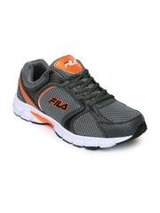 FILA Men Charcoal Grey Ad Lite Running Shoes