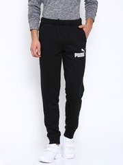 Puma Sweat Black Lounge Pants