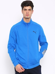 Puma Blue Hero FZs Sporty Jacket