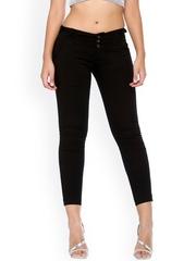 Xblues Black Slim Jeans