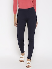 United Colors of Benetton Navy Treggings