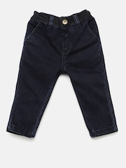 YK Boys Dark Blue Jeans