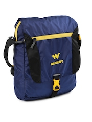 Wildcraft Men Blue Messenger Bag