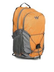 Wildcraft Men Orange & Grey Annapurna Rucksack